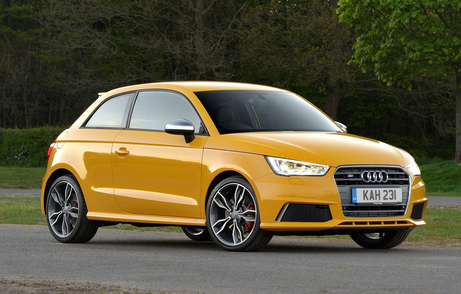 Audi S1 - the best small hatchbacks