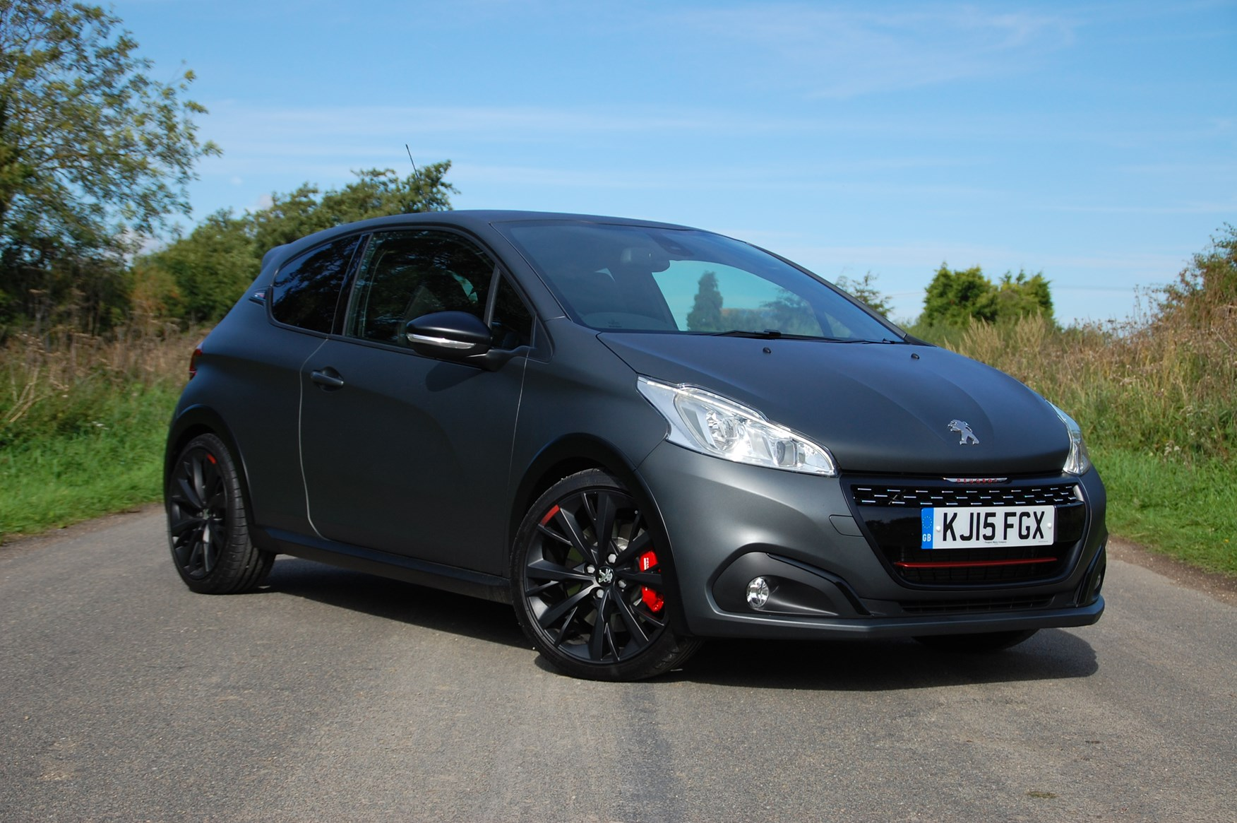 Peugeot 208 GTI - the best small hot hatchbacks