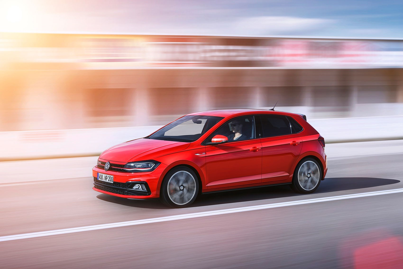 VW Polo GTI - the best small hot hatchbacks