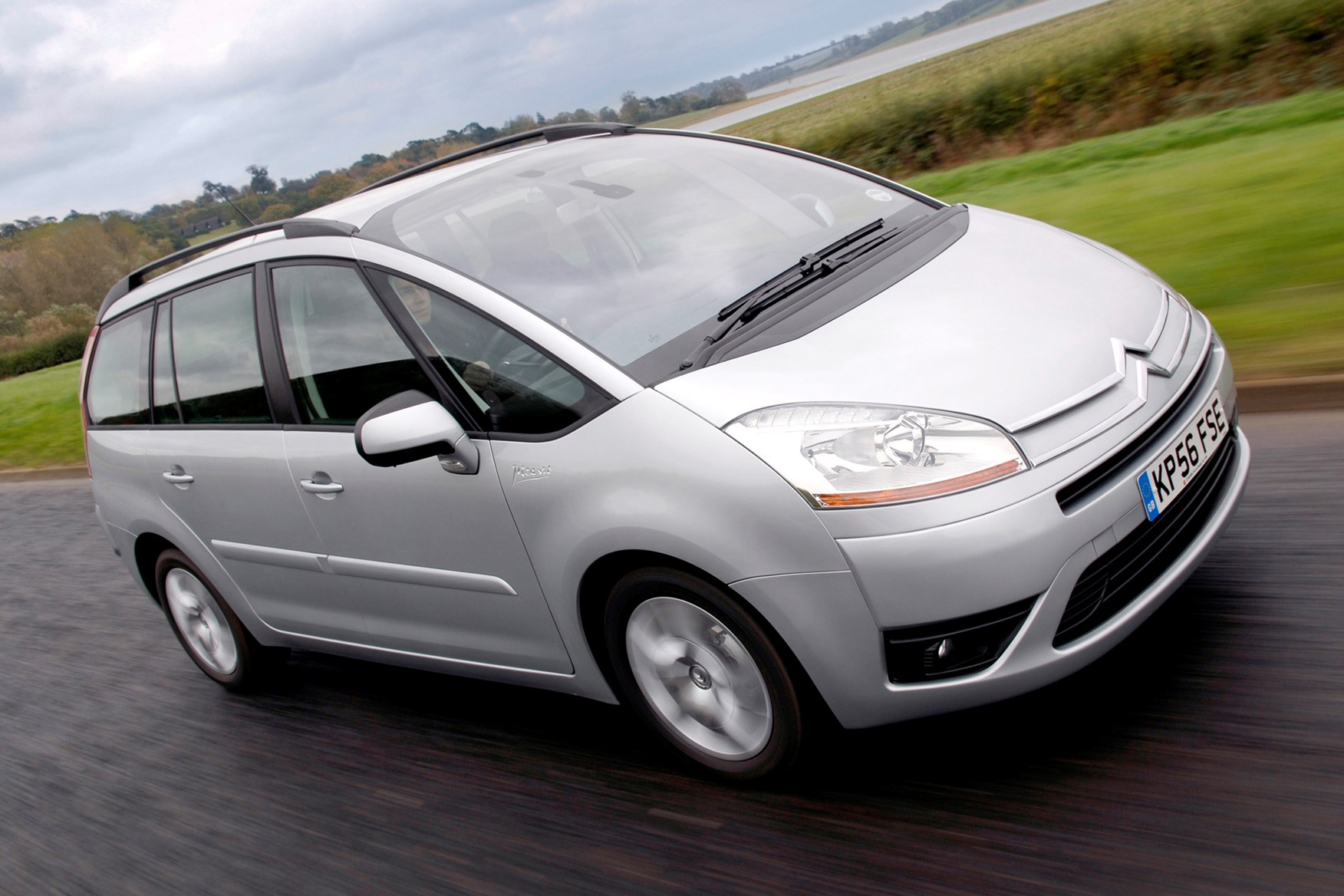 The best cheap family cars - Citroen Grand C4 Picasso