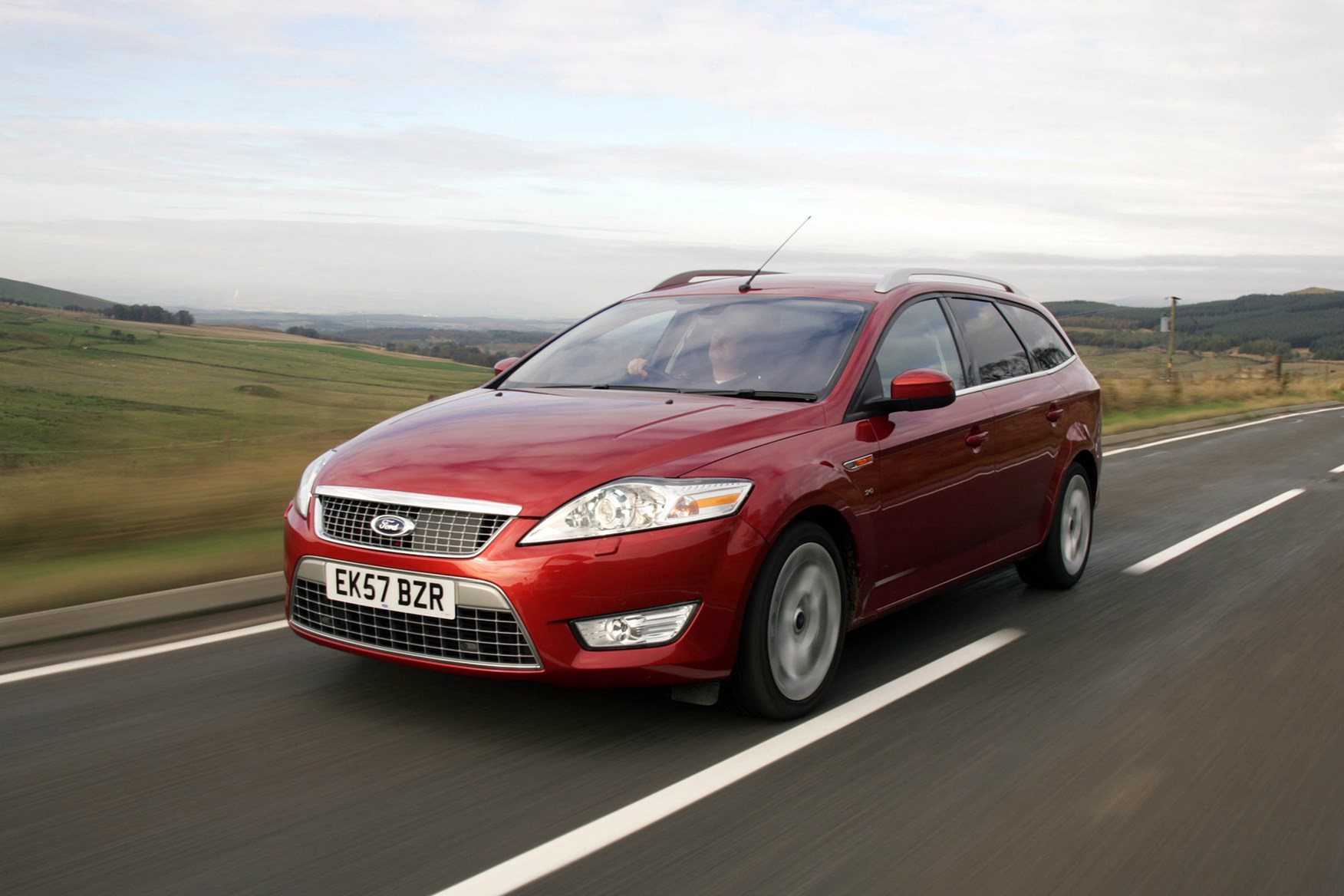 The best cheap family cars - Ford Mondeo Estate