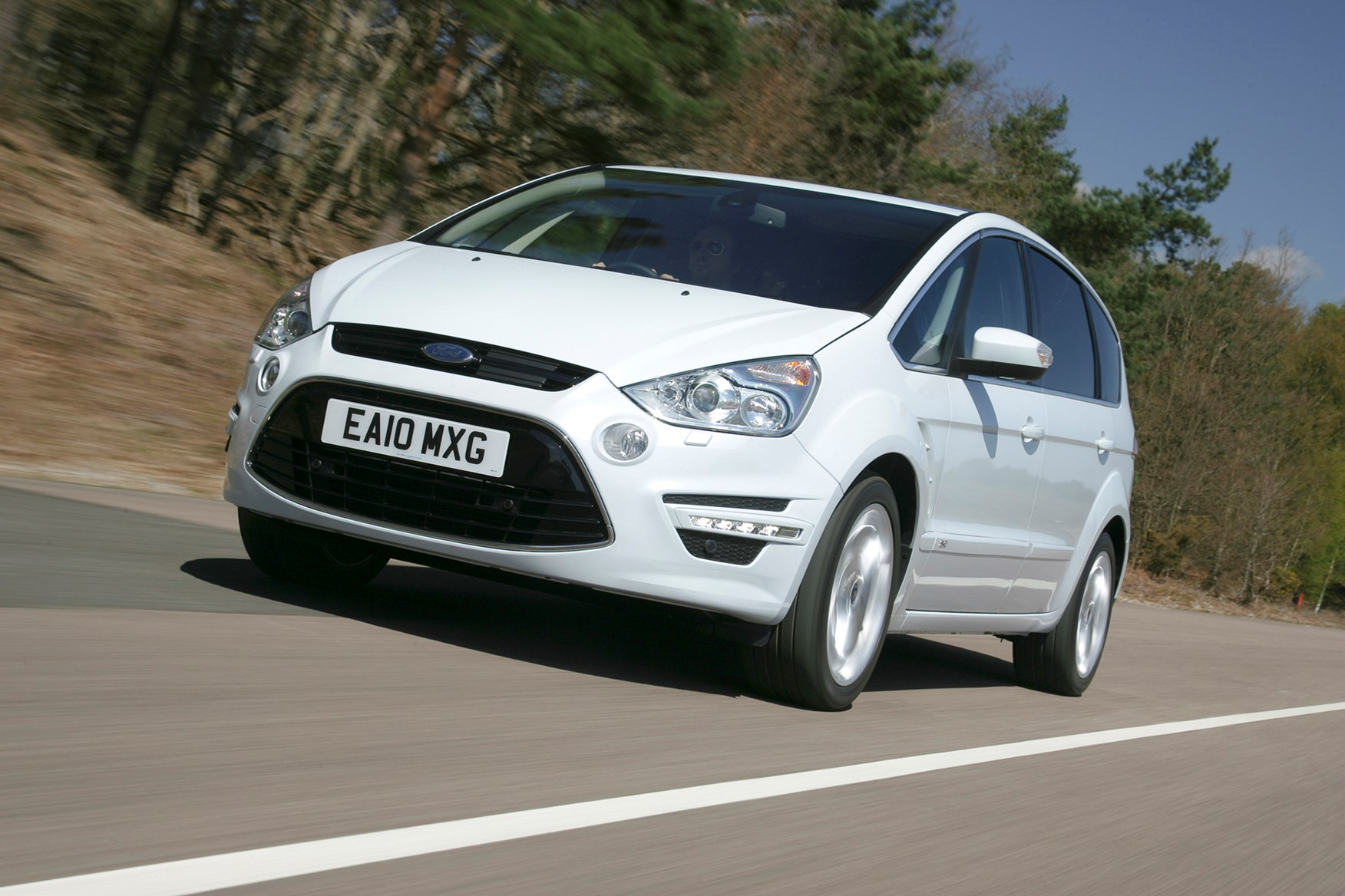 The best cheap family cars - Ford S-Max