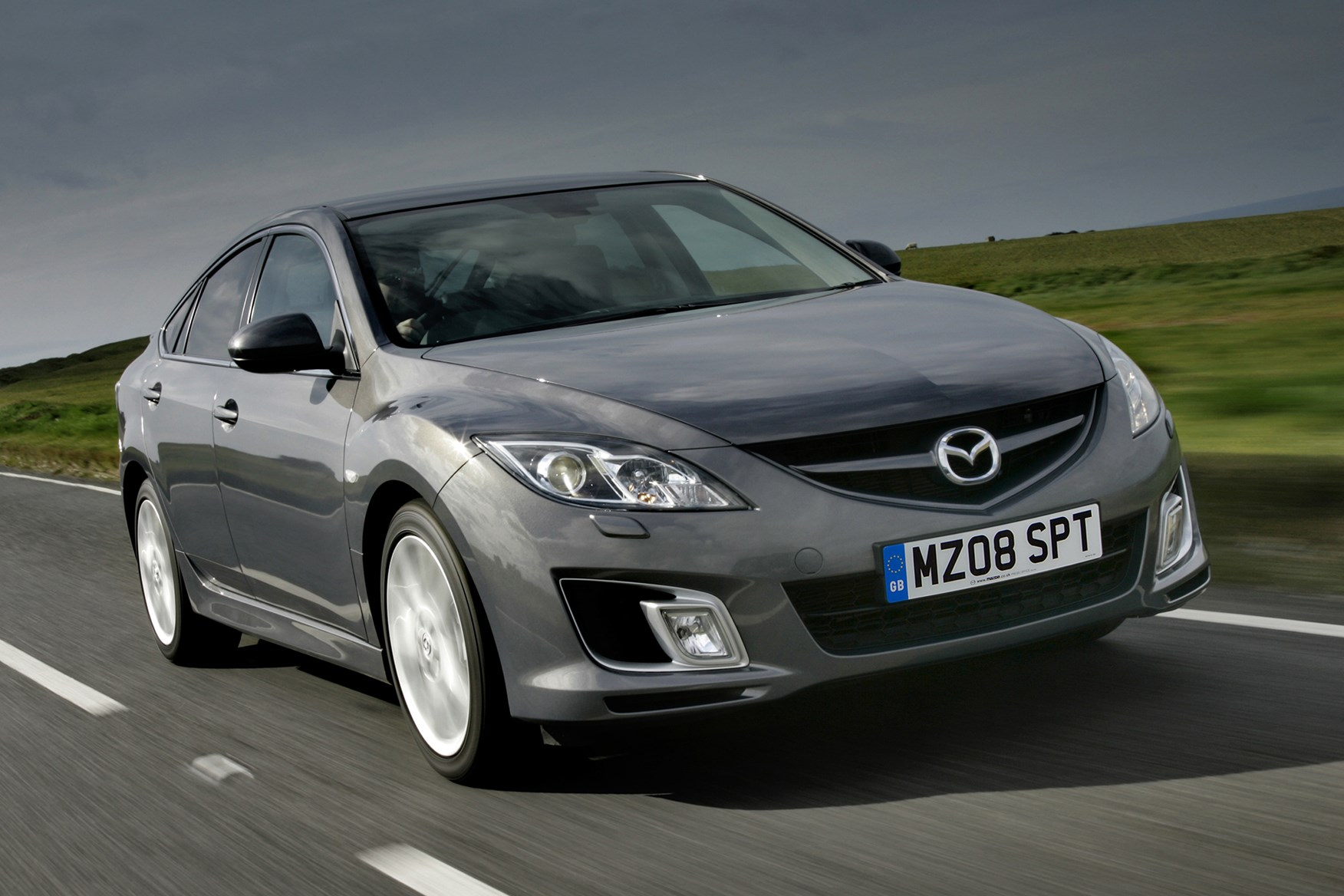 The best cheap family cars - Mazda 6