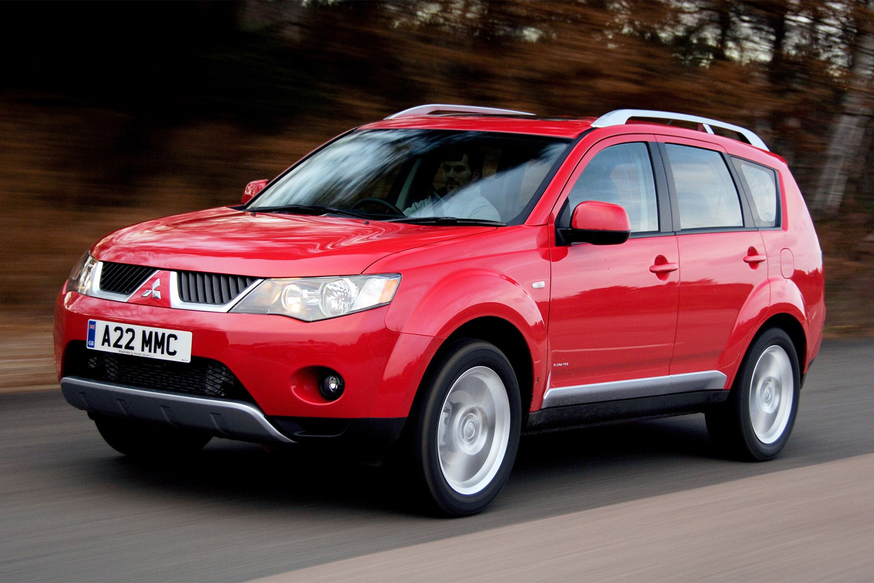 The best cheap family cars - Mitsubishi Outlander