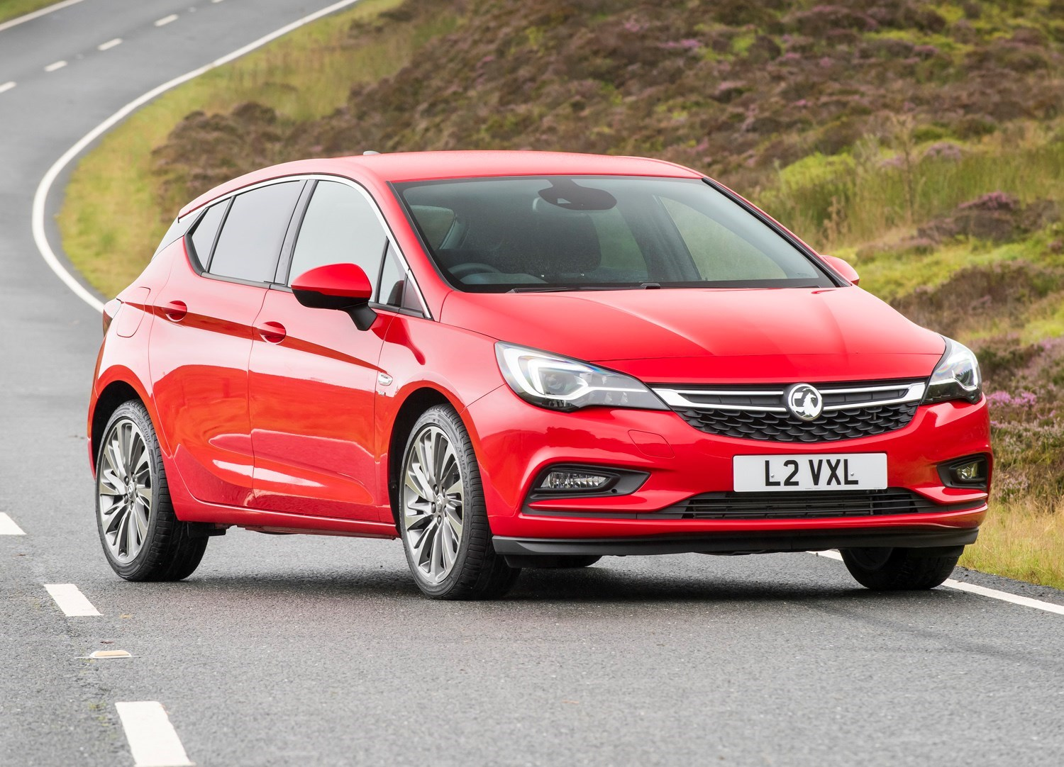 The best cheap family cars - Vauxhall Astra Hatchback