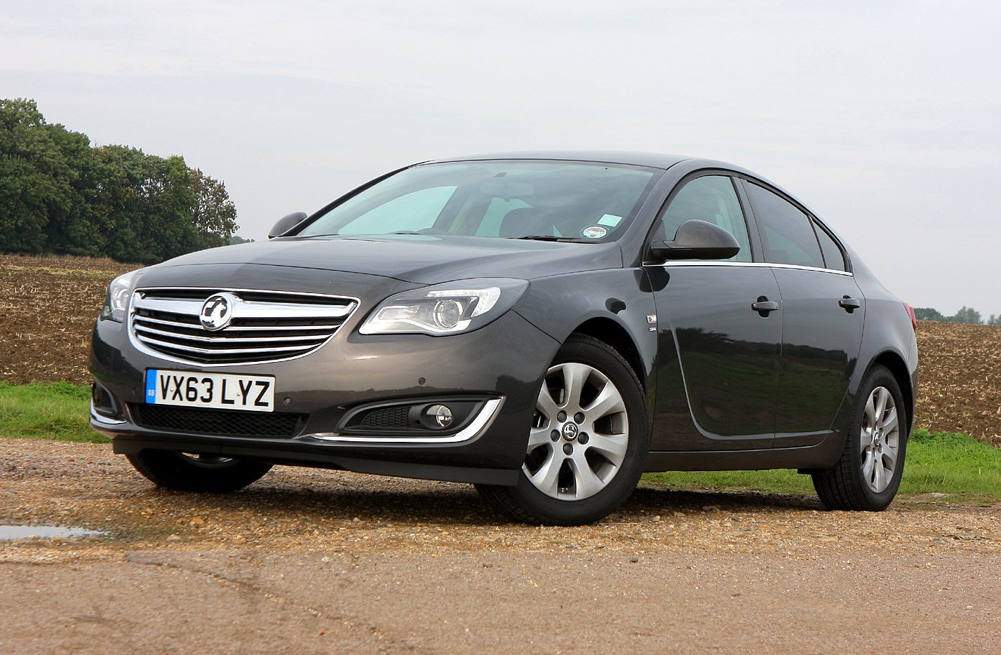The best cheap family cars - Vauxhall Insignia