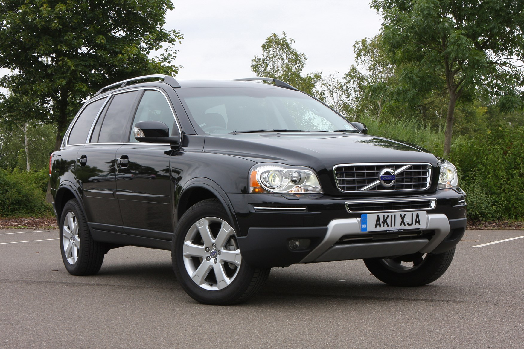 The best cheap family cars - Volvo XC90