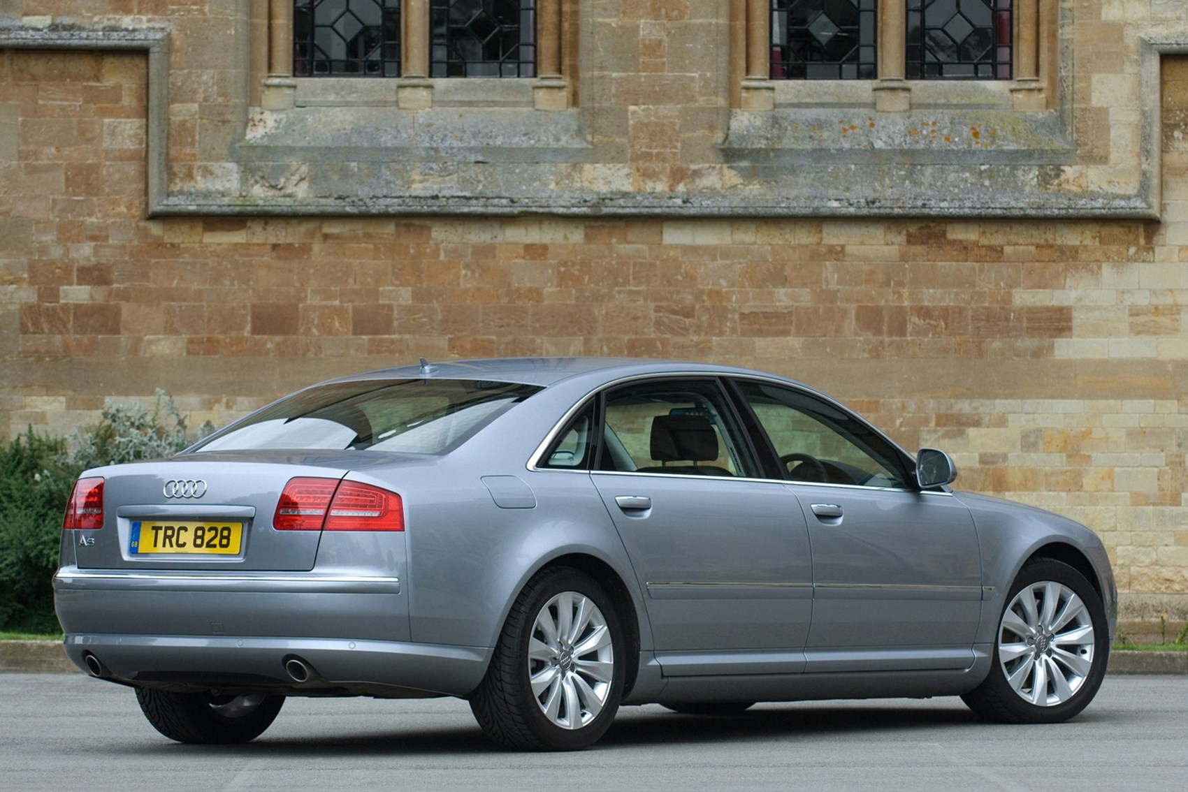 Audi A8 - luxury cars for less than £10k