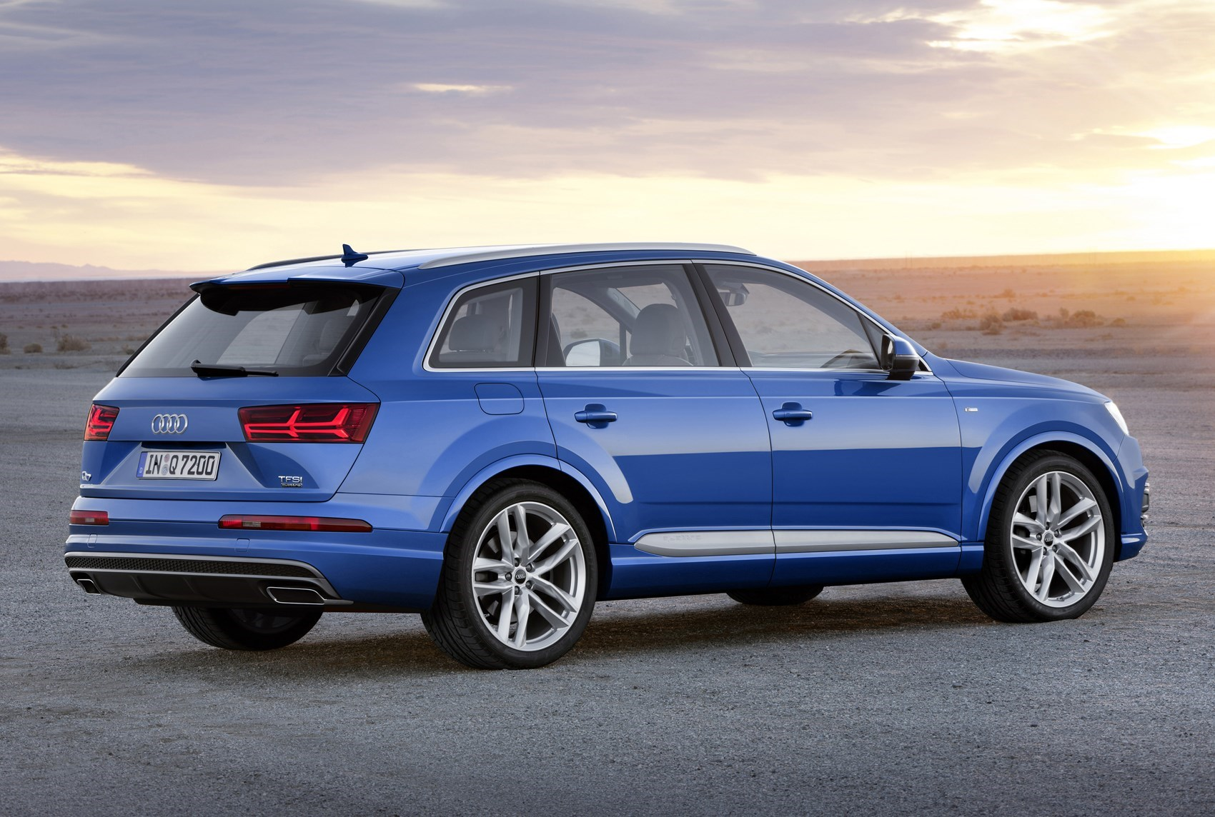 Audi Q7 - the best seven seaters