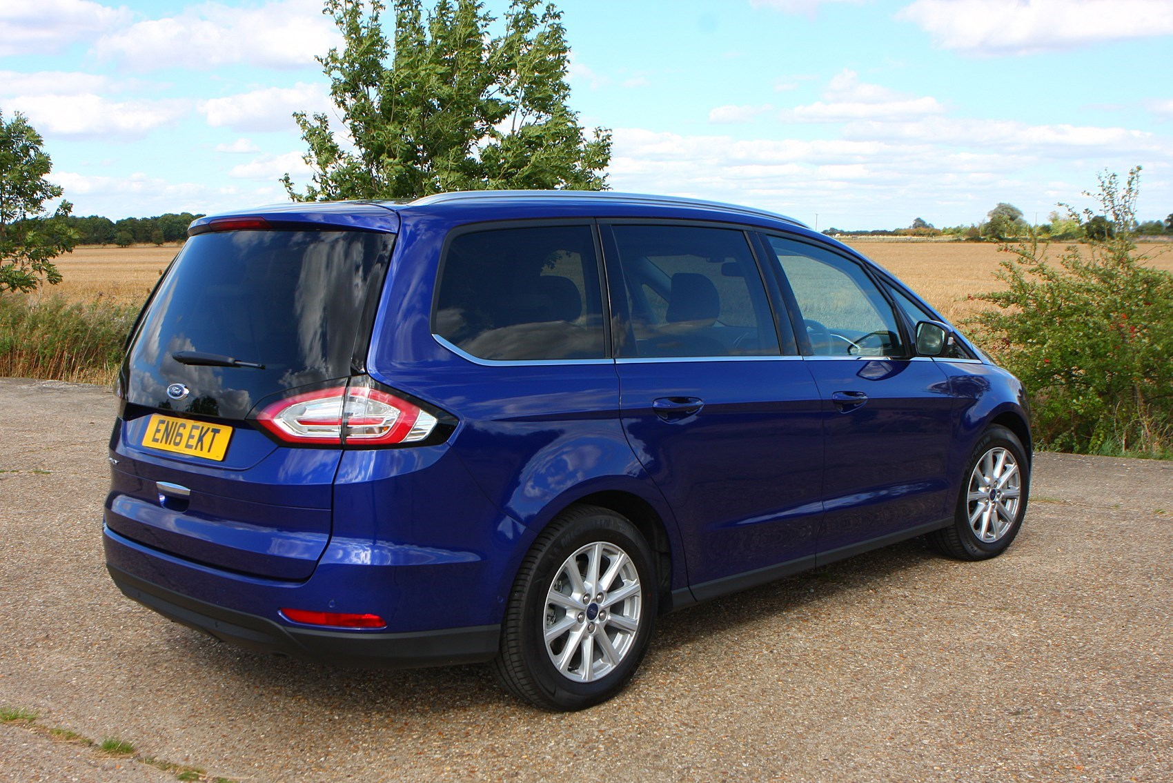Ford Galaxy - safest seven-seaters