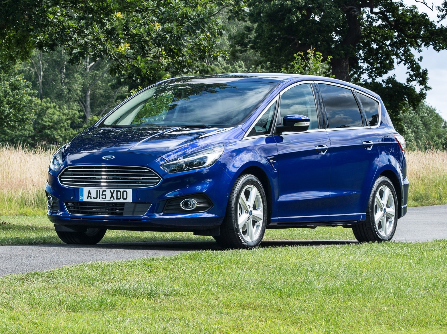 Ford S-Max - safest seven-seaters