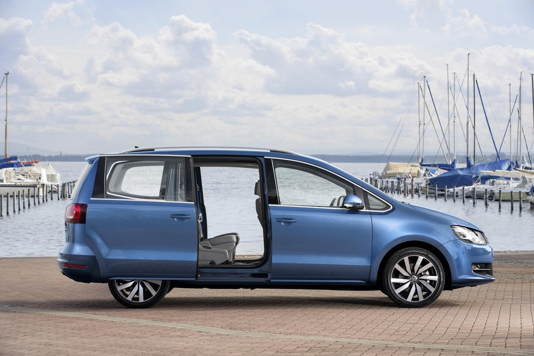 VW Sharan - safest seven-seaters