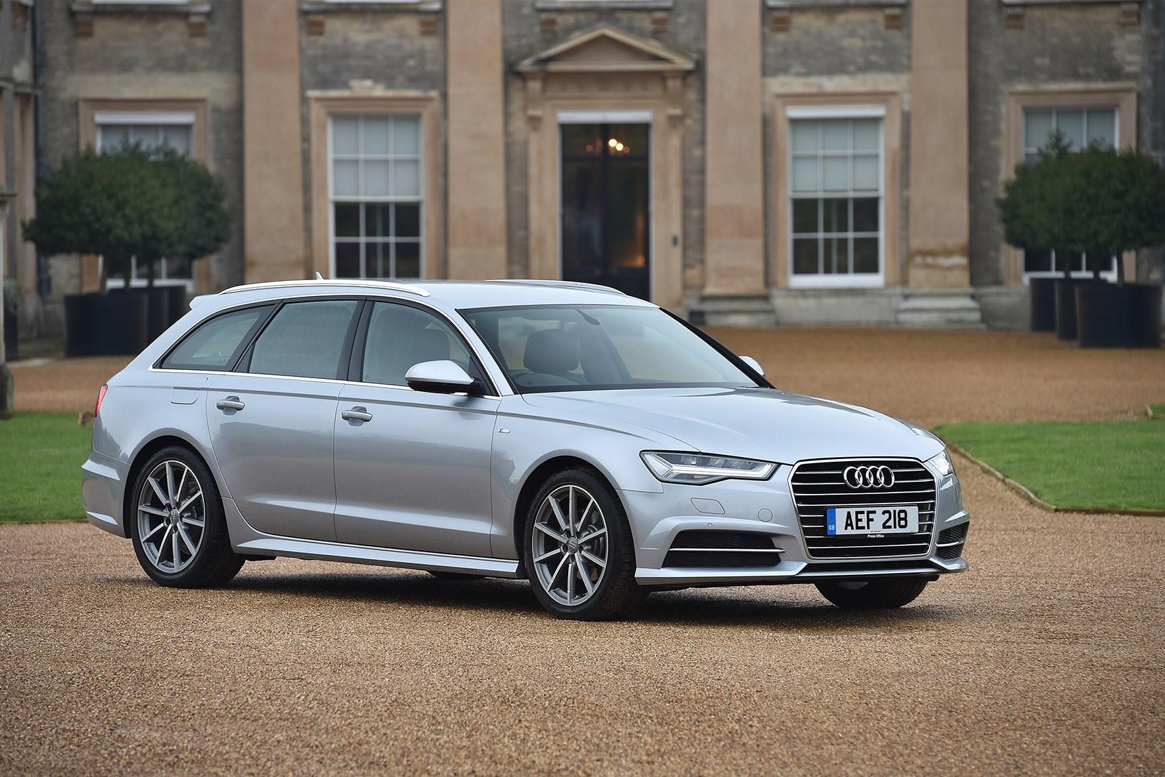 Audi A6 Avant - best estates for golfers