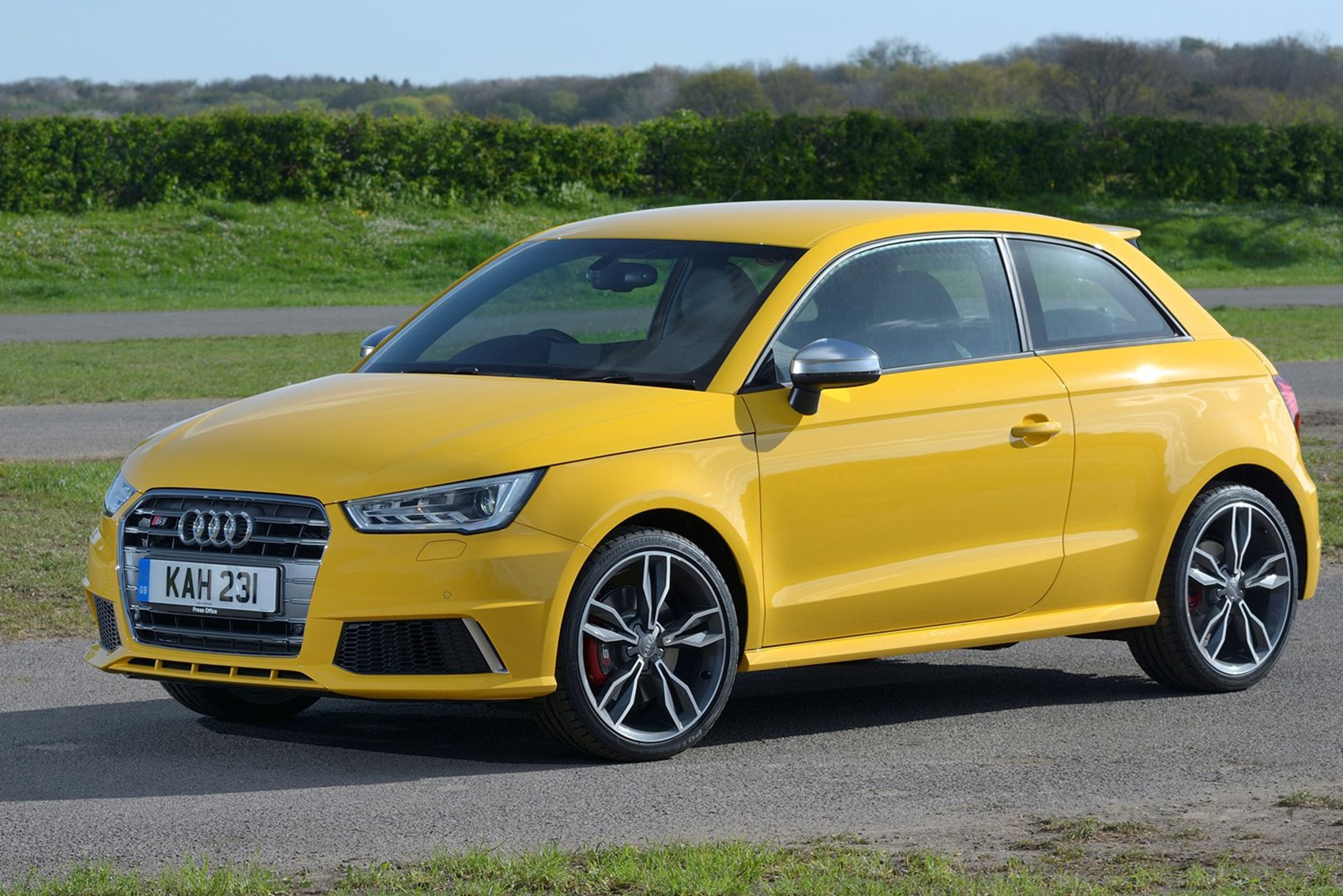 Audi S1 - cheap fast cars