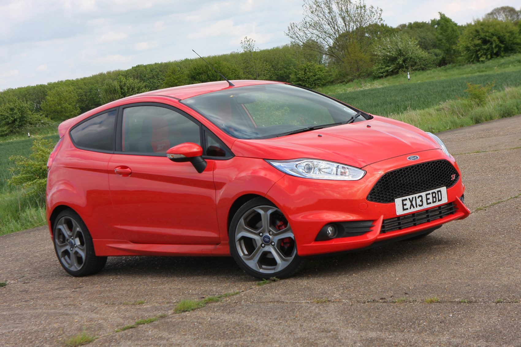 Ford Fiesta ST - best cheap fast cars