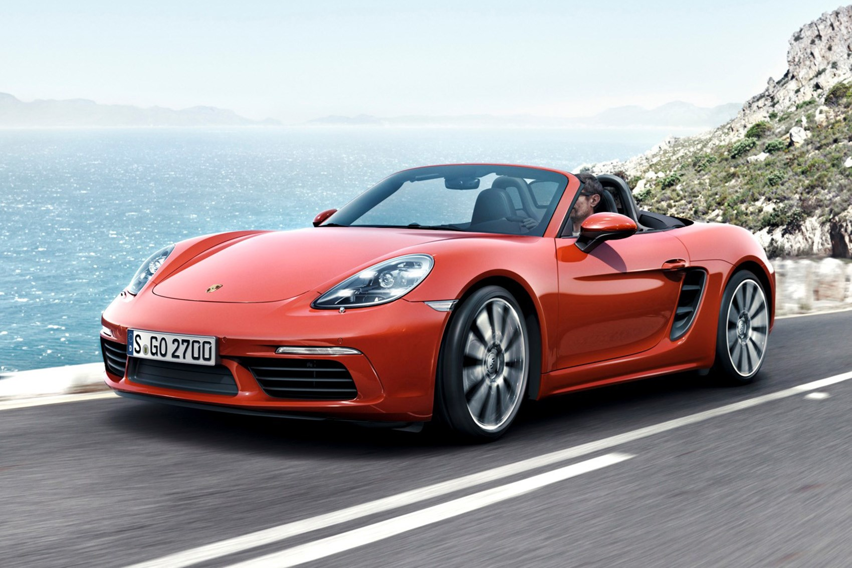 Porsche 718 Boxster - cheap fast cars