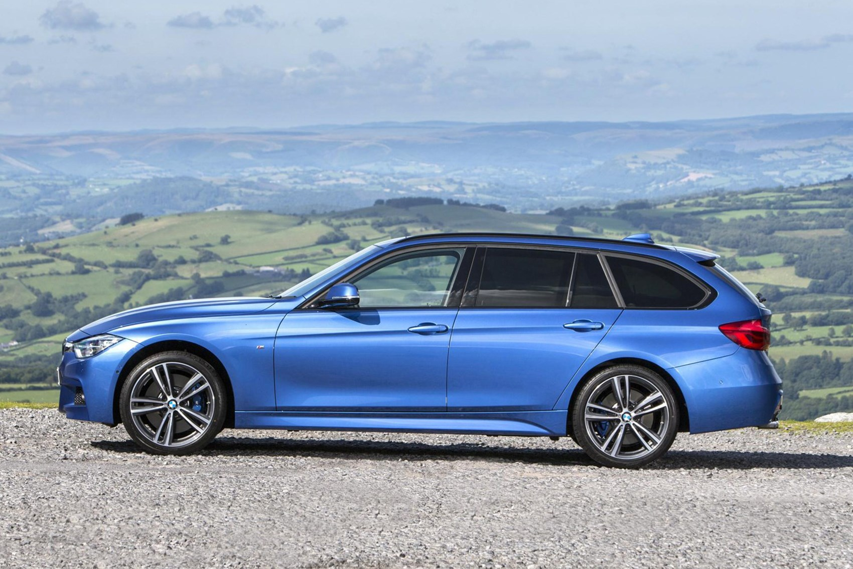 BMW 3-Series Touring - fast economical cars