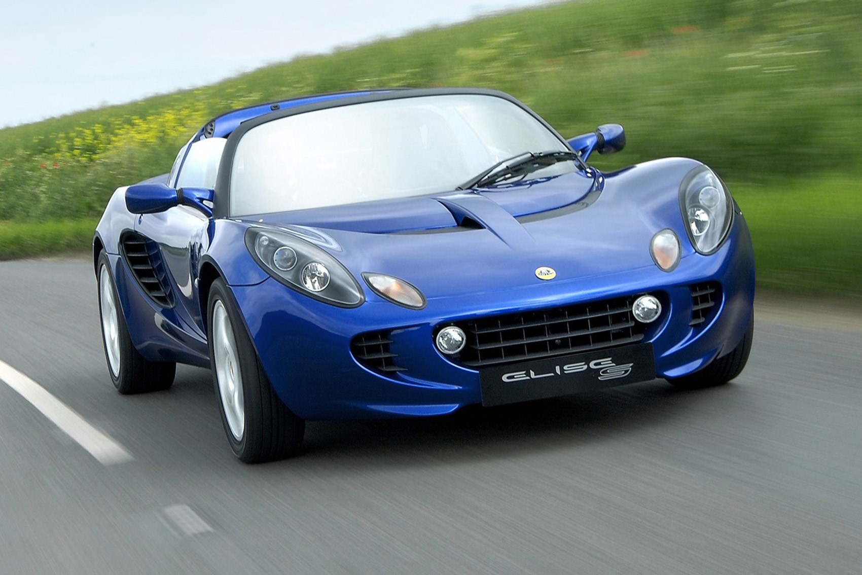 Lotus Elise - fast economical cars
