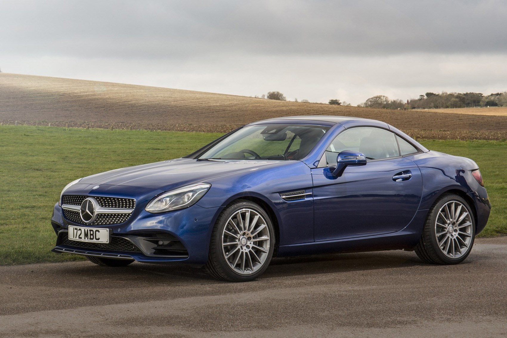Mercedes-Benz SLC - fast economical cars