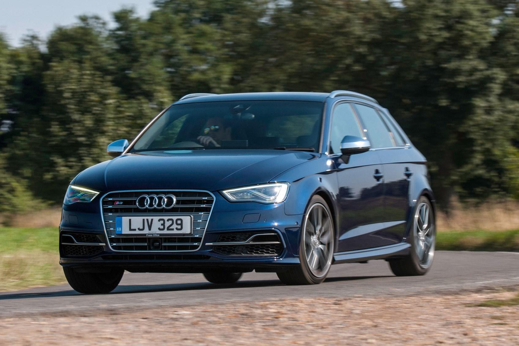 Audi S3 Sportback - the best hot hatchbacks