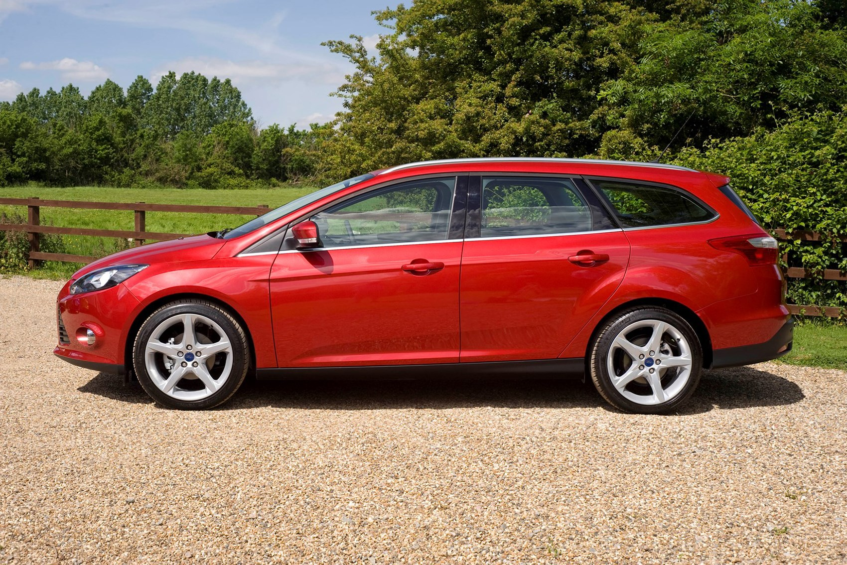 Ford Focus Estate - best small family estates