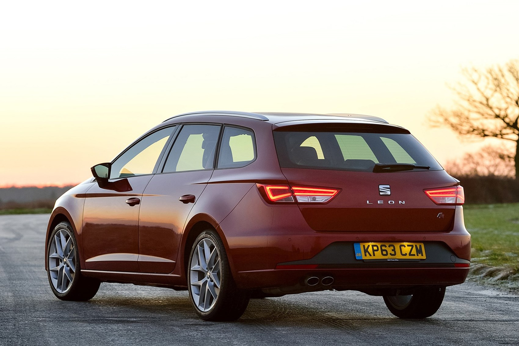 SEAT Leon ST - best small family estates