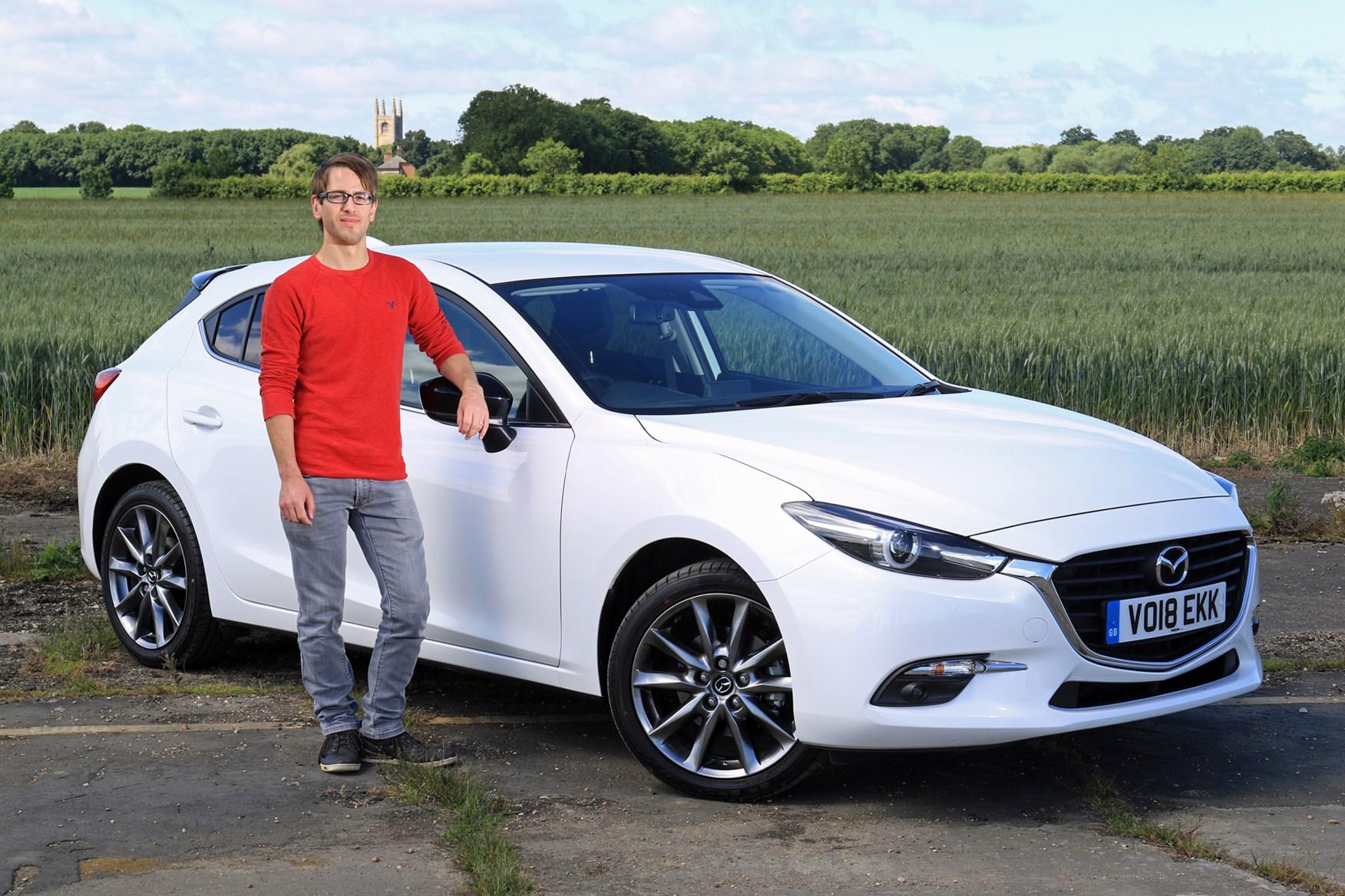 Mazda 3 long-term report