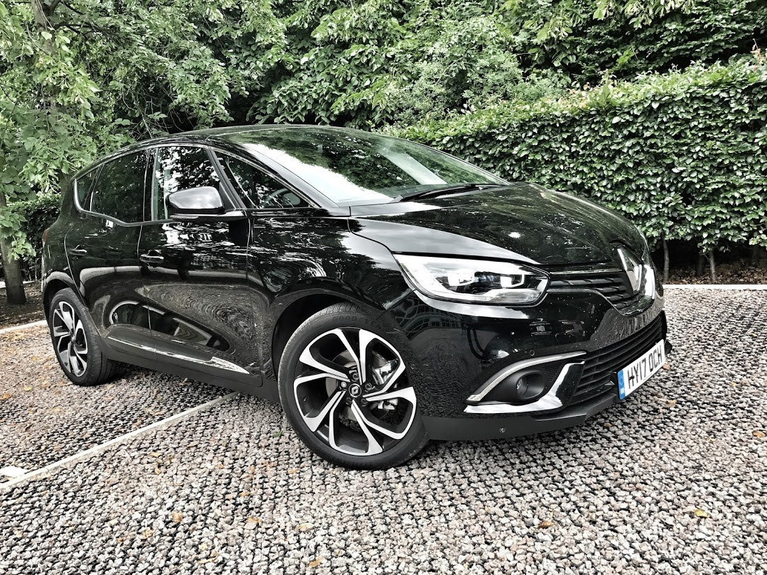 Renault Scenic 160hp