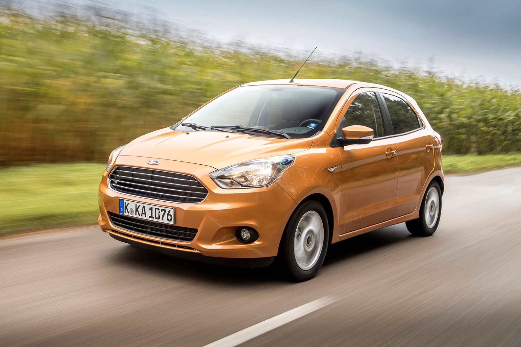 The Ford Ka Only Scored Three Stars