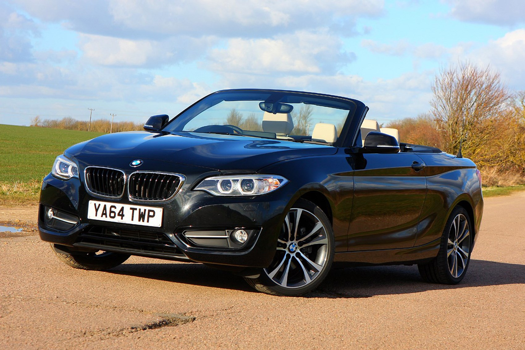 BMW 2 Series Cabriolet - best convertible cars