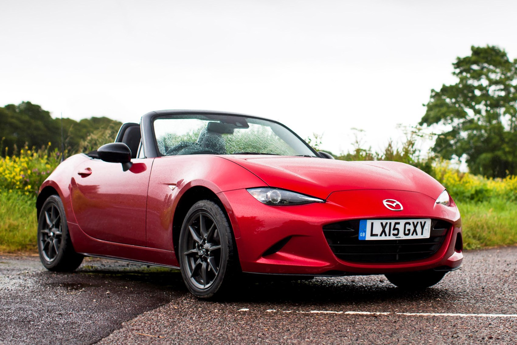 Mazda MX-5 - best convertible cars