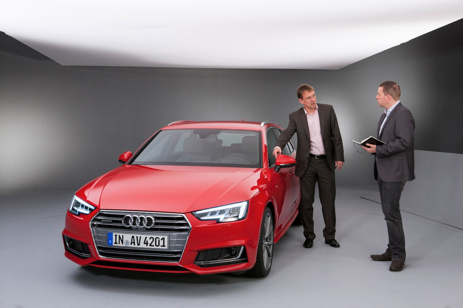 Audi to roll out upmarket car sharing scheme | Parkers
