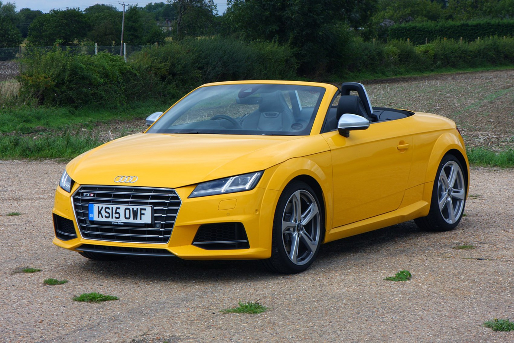 Audi TT Roadster   The Best Automatic Convertible Cars