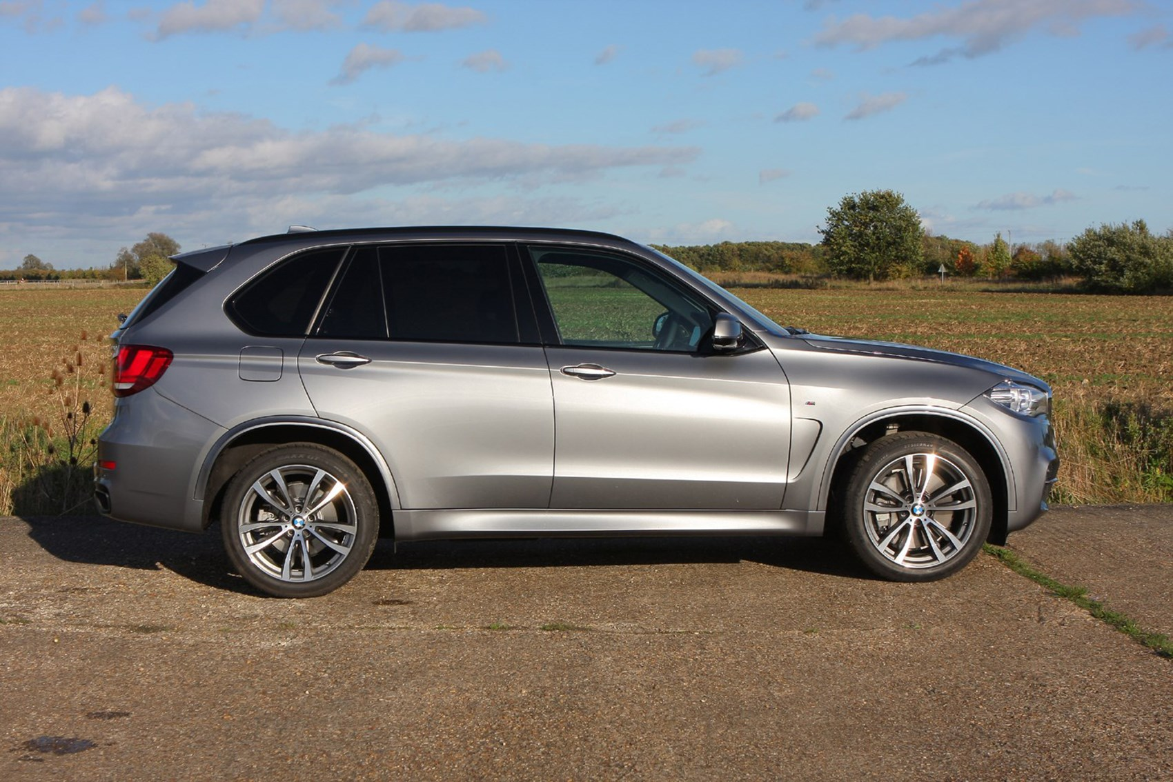 BMW X5 - the best family SUVs
