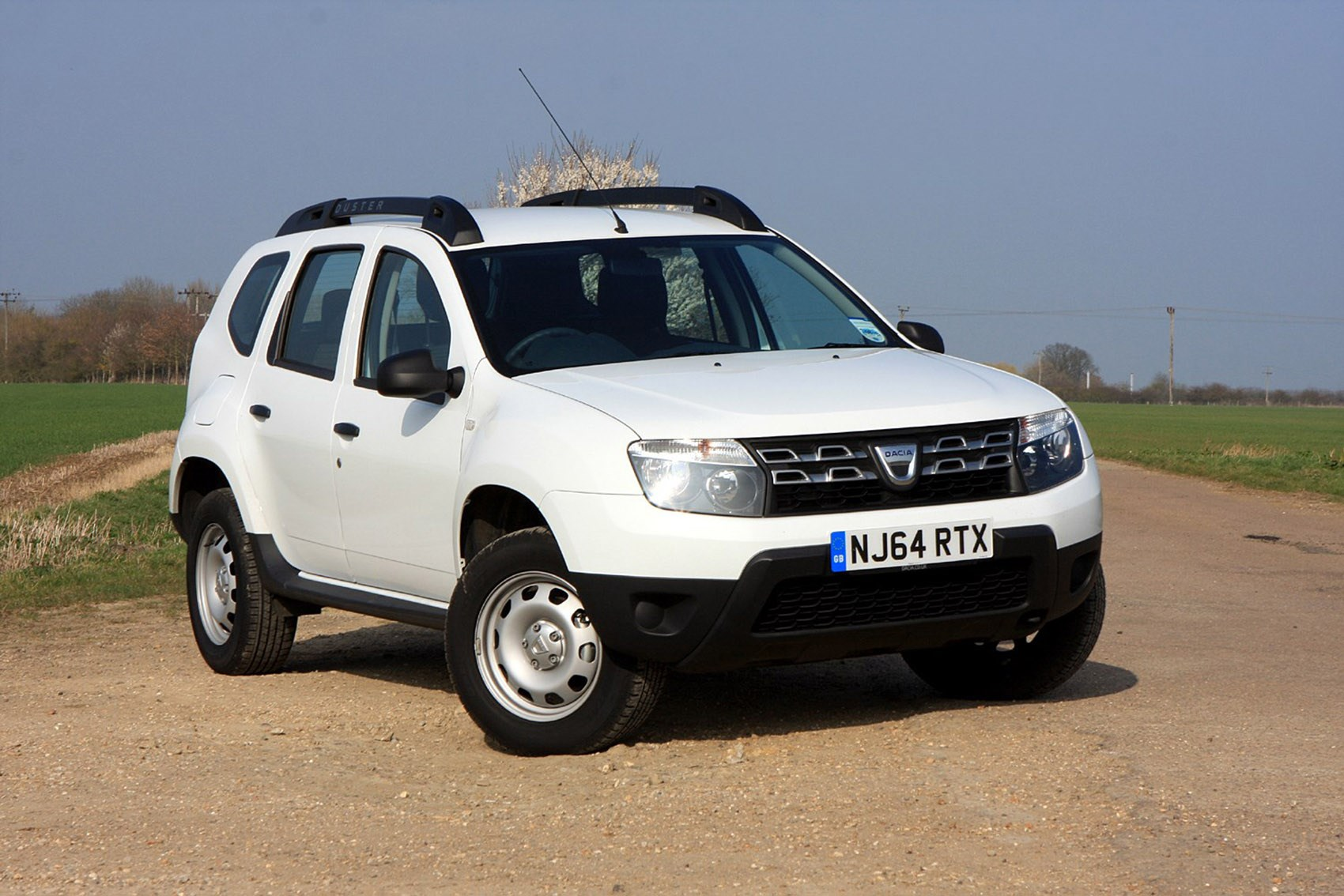 Dacia Duster - the best family SUVs