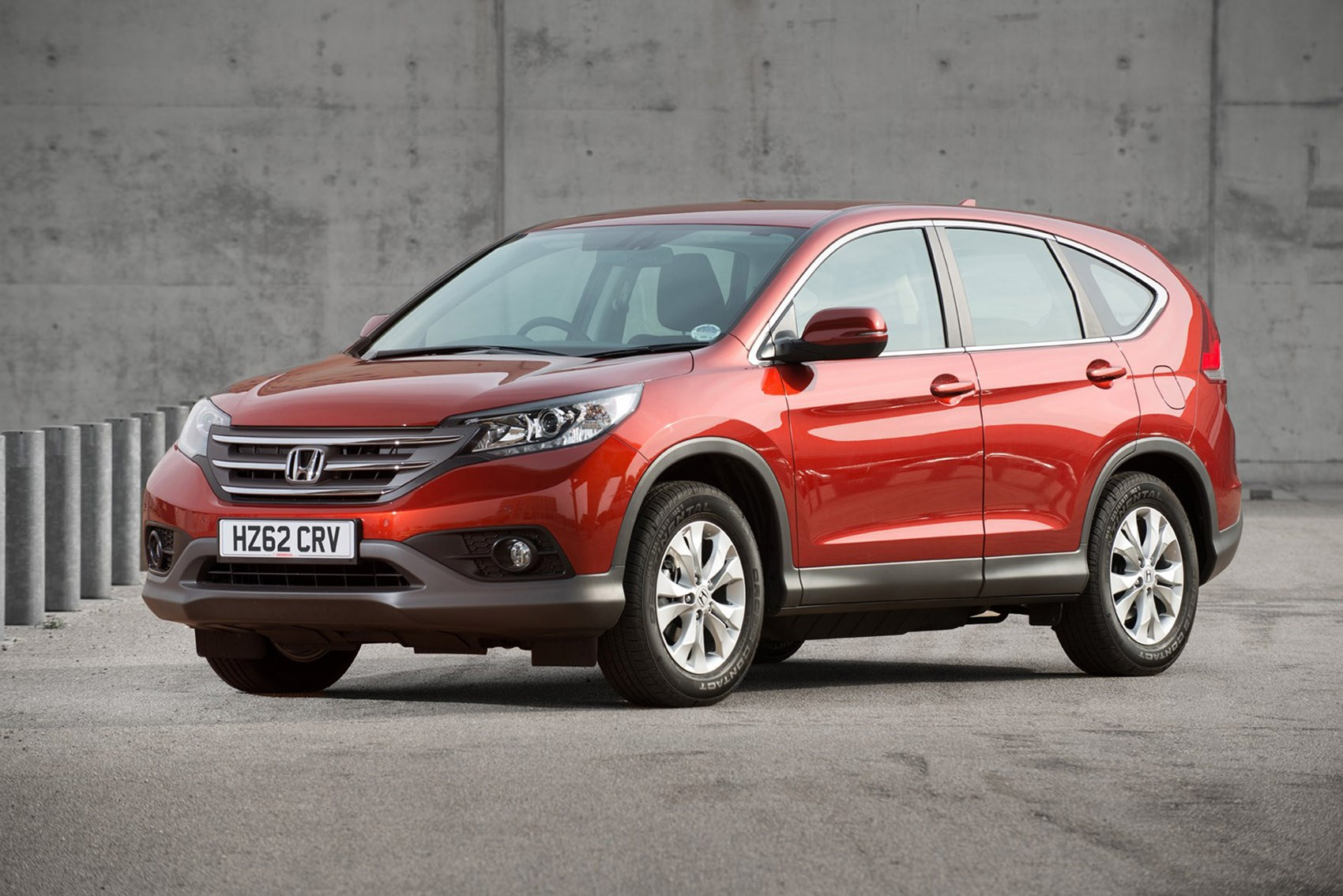 Honda CR-V - the best family SUVs