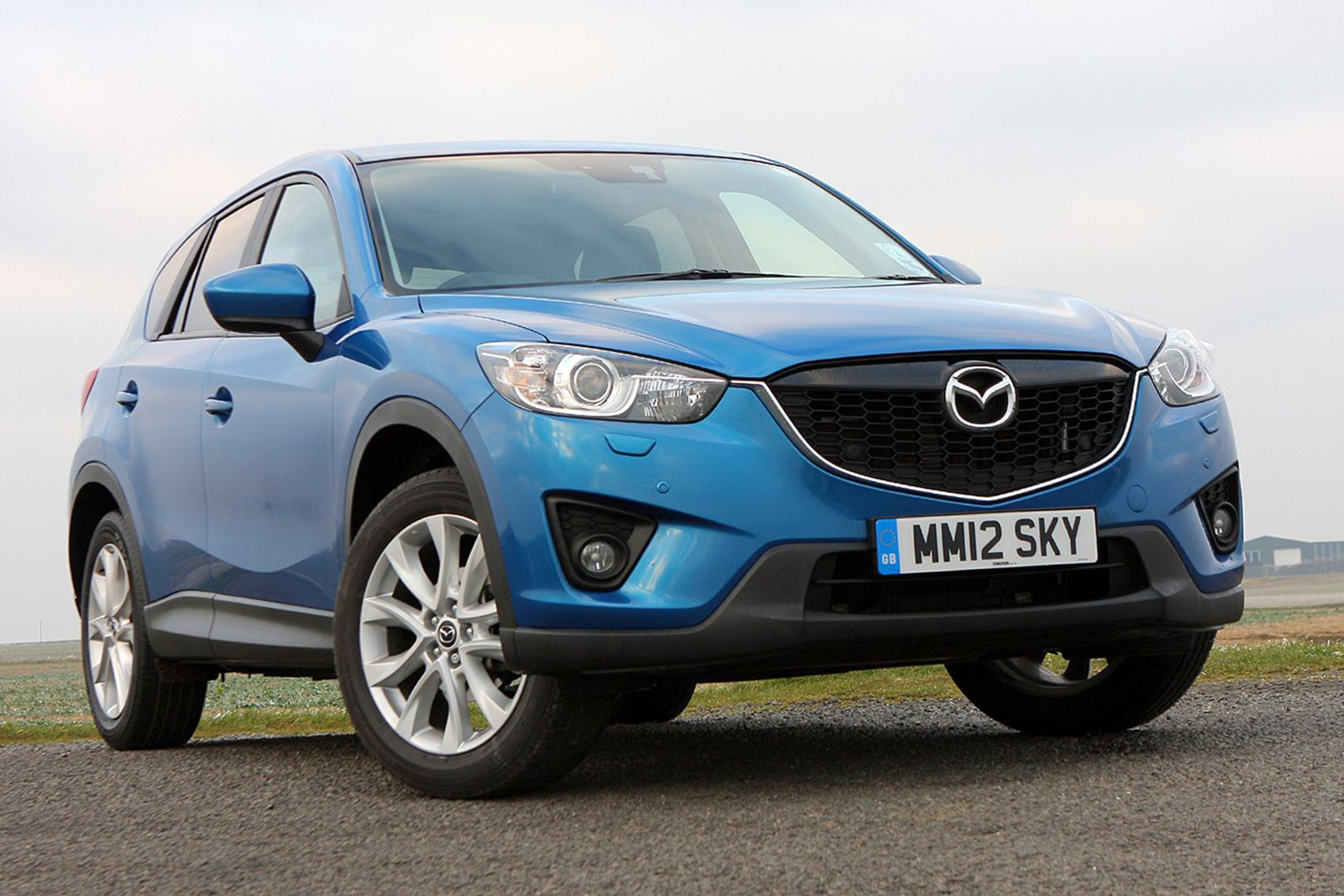 Mazda CX-5 - the best family SUVs