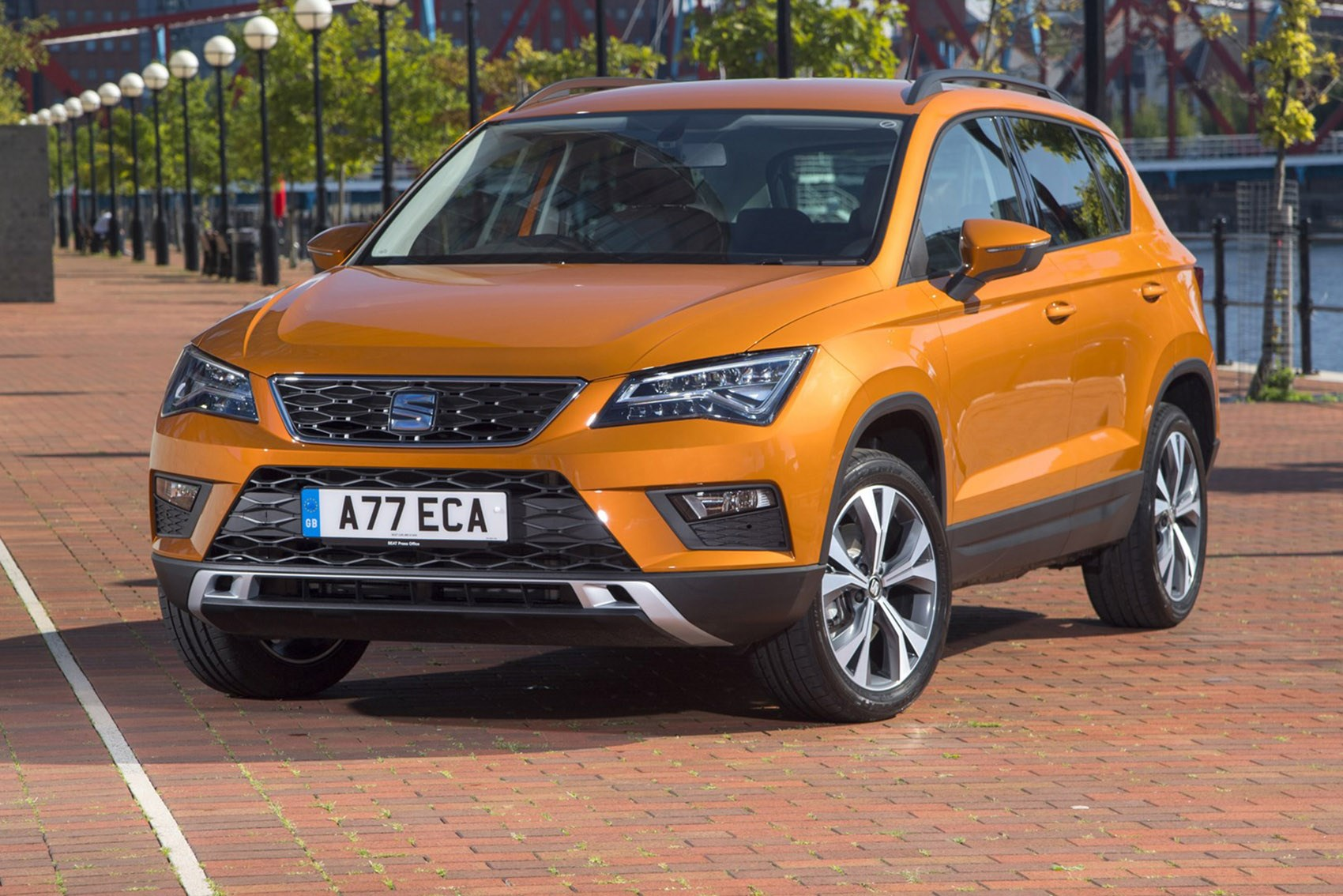 SEAT Ateca - the best family SUVs