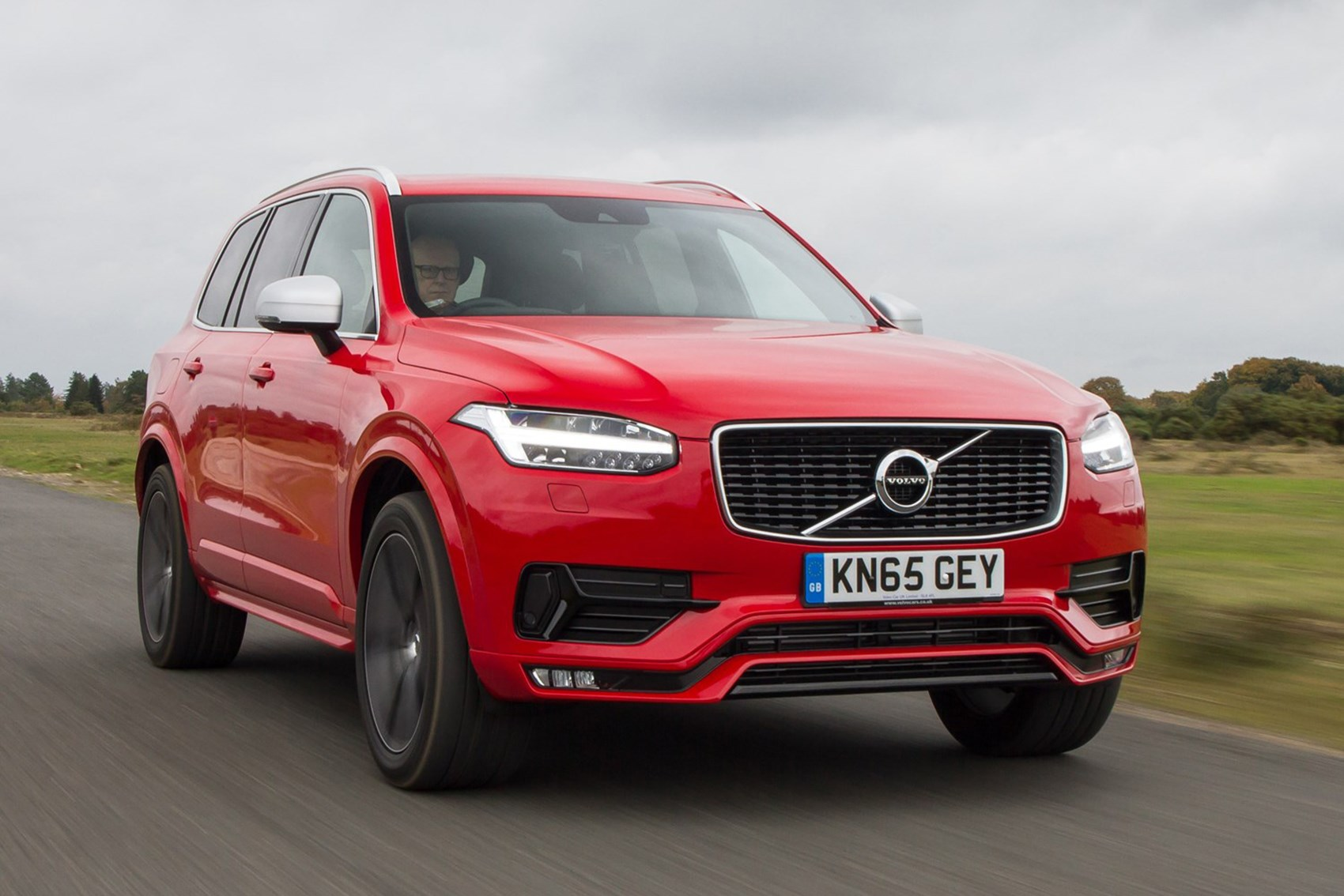 Volvo XC90 - the best family SUVs