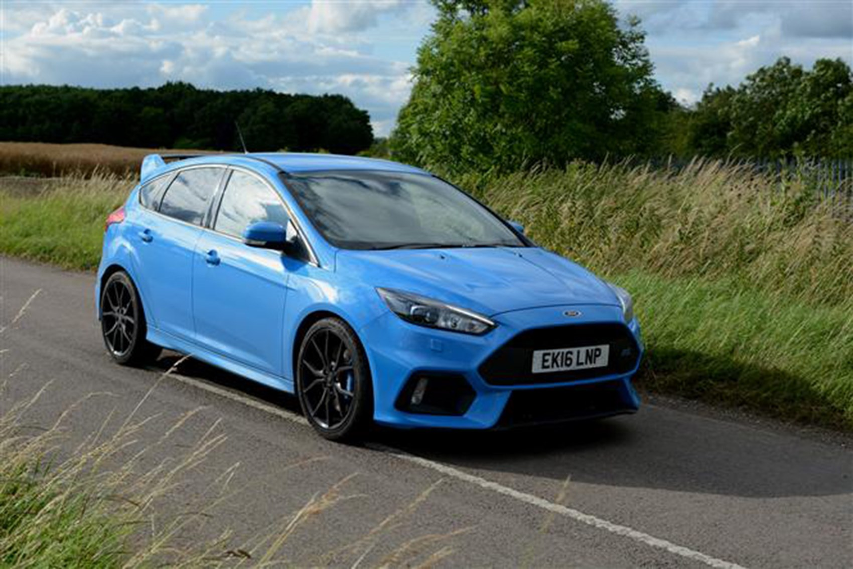 Ford Focus RS EcoBoost