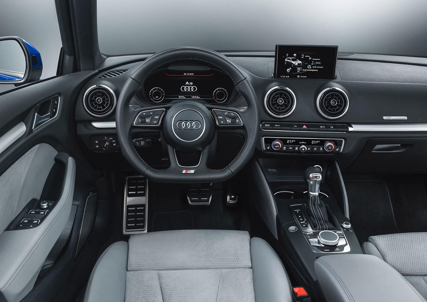 audi a3 s line: should you choose this trim? | parkers
