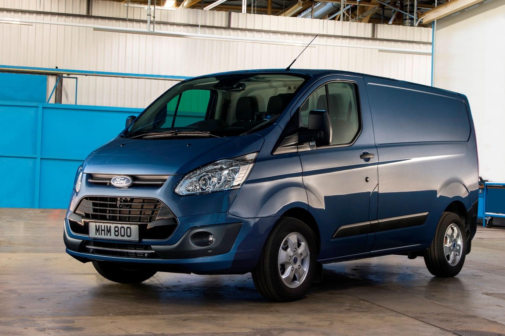 Best Medium Vans For Mpg Ford Transit Custom