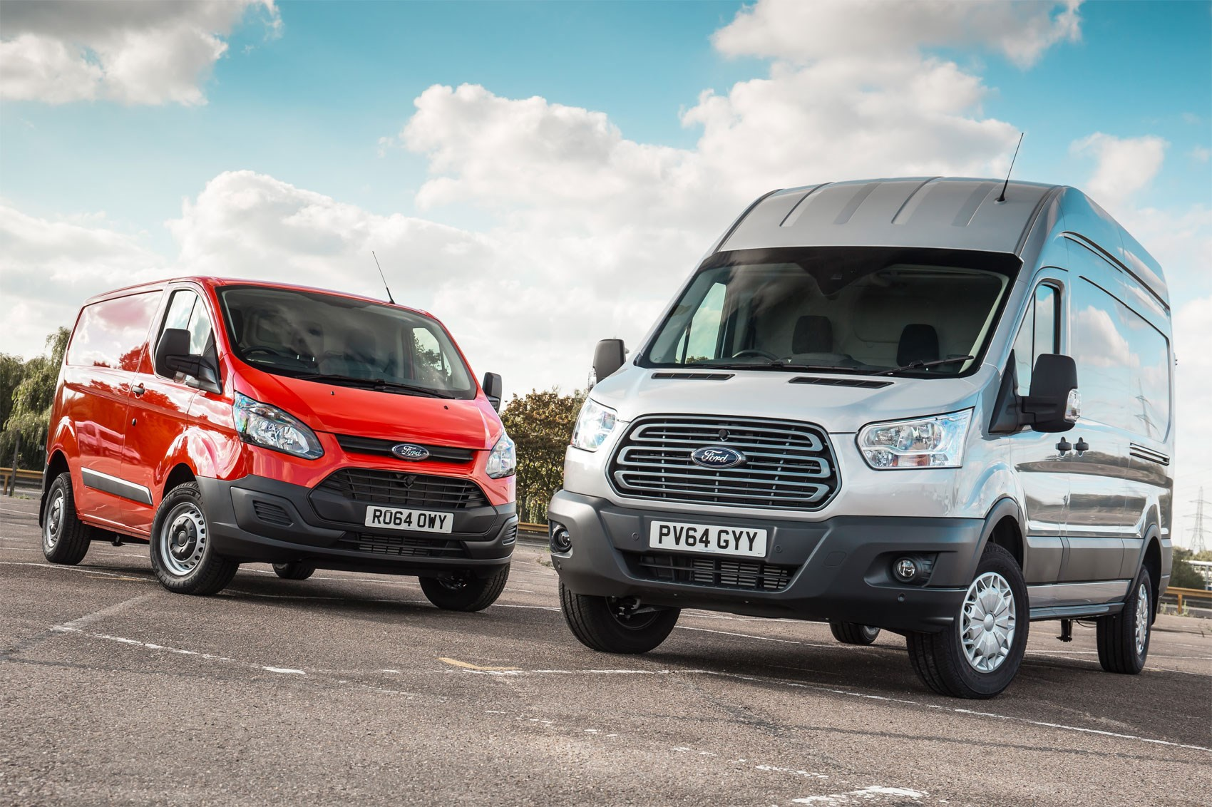 Security update for Ford Transit and Transit Custom