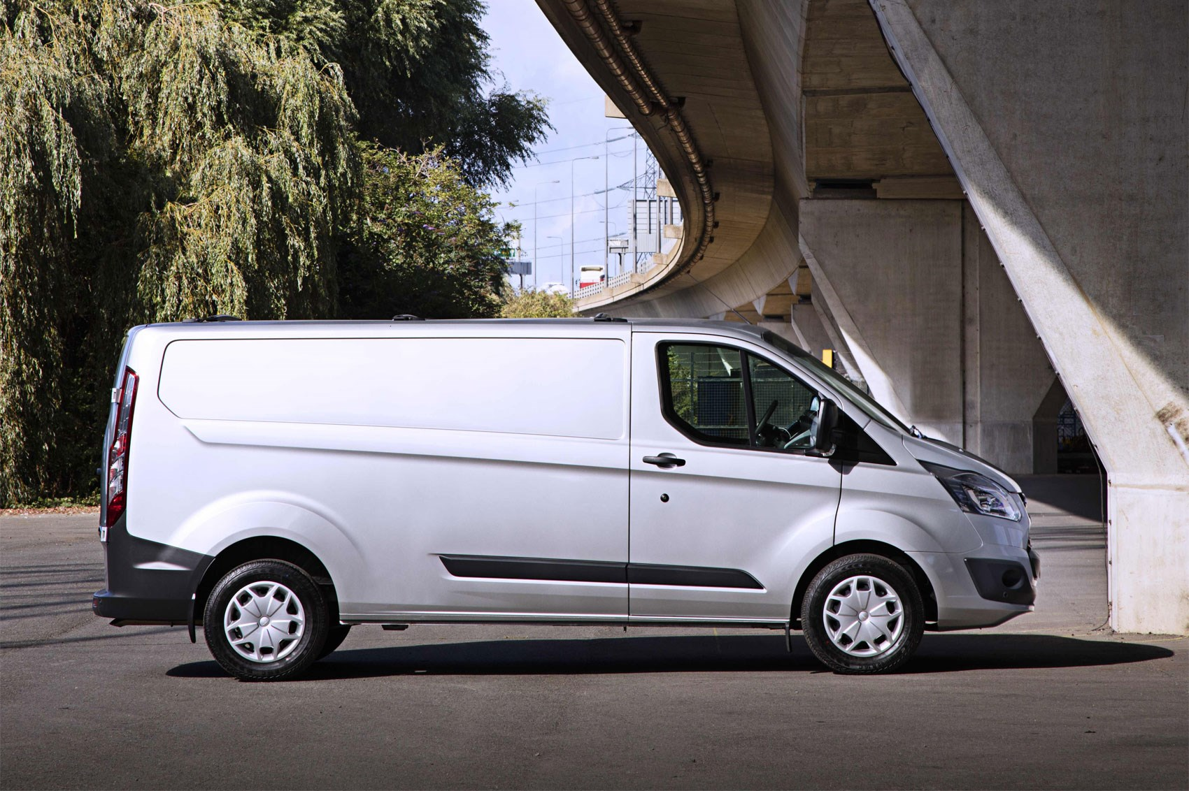 Ford Transit security update announced