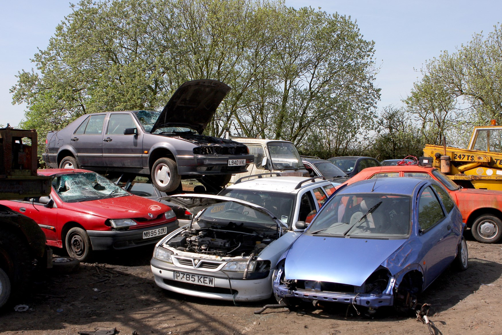 Ford announces £2,000 scrappage scheme | Parkers