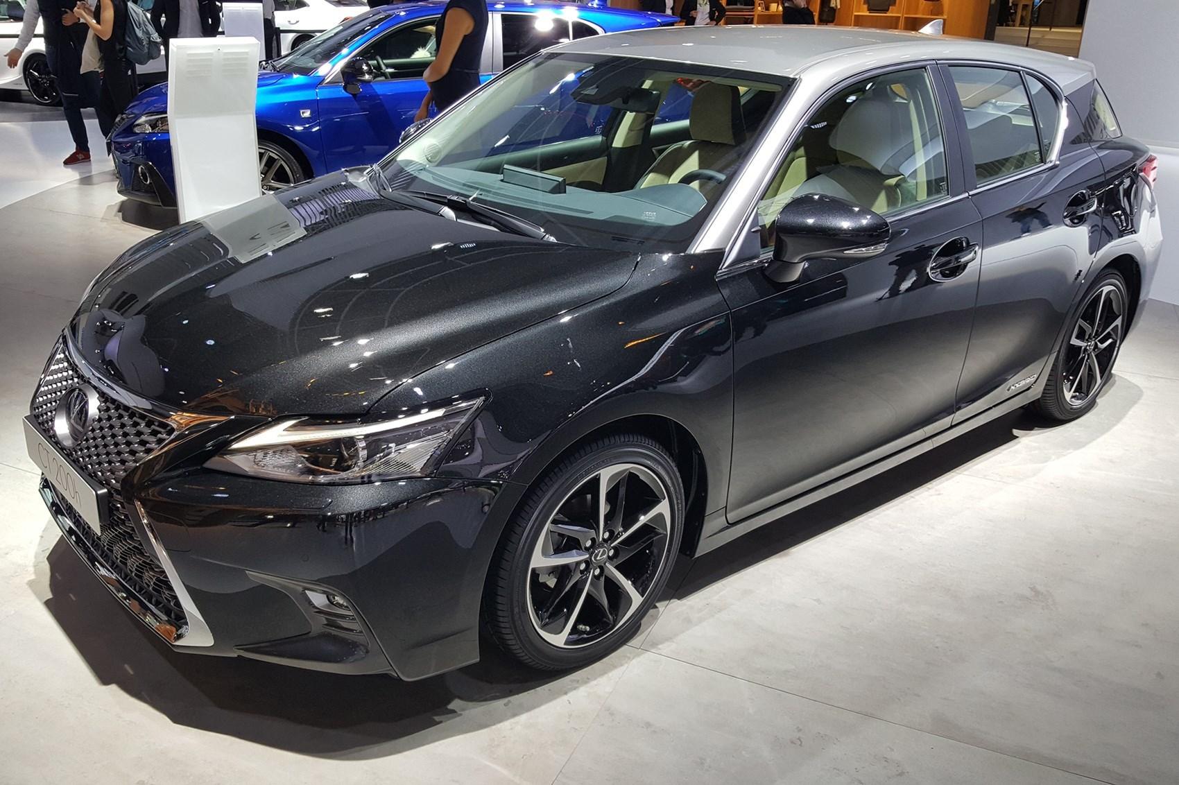 Lexus CT facelift