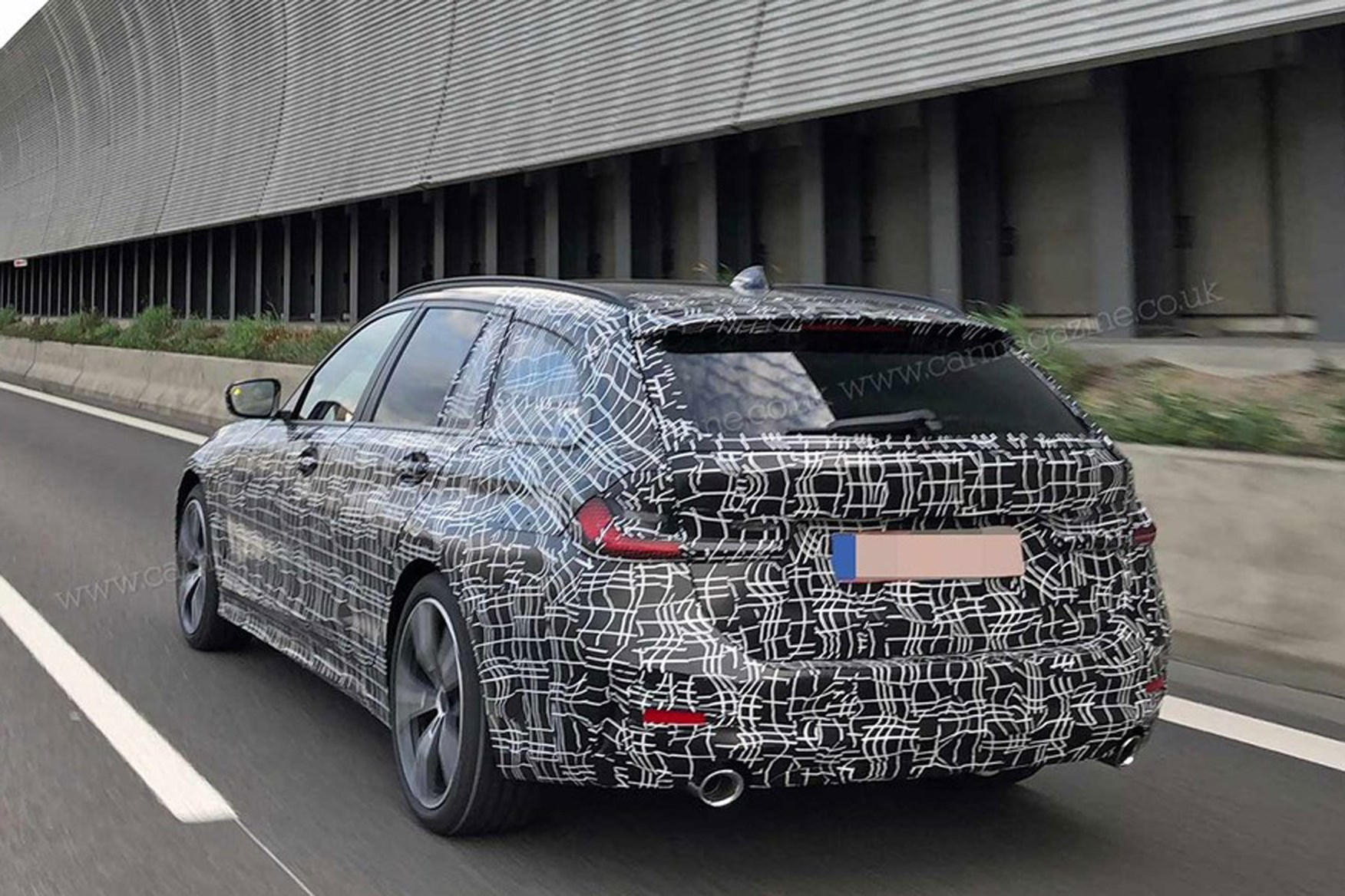 BMW 3 Series Touring 2020 from CAR magazine