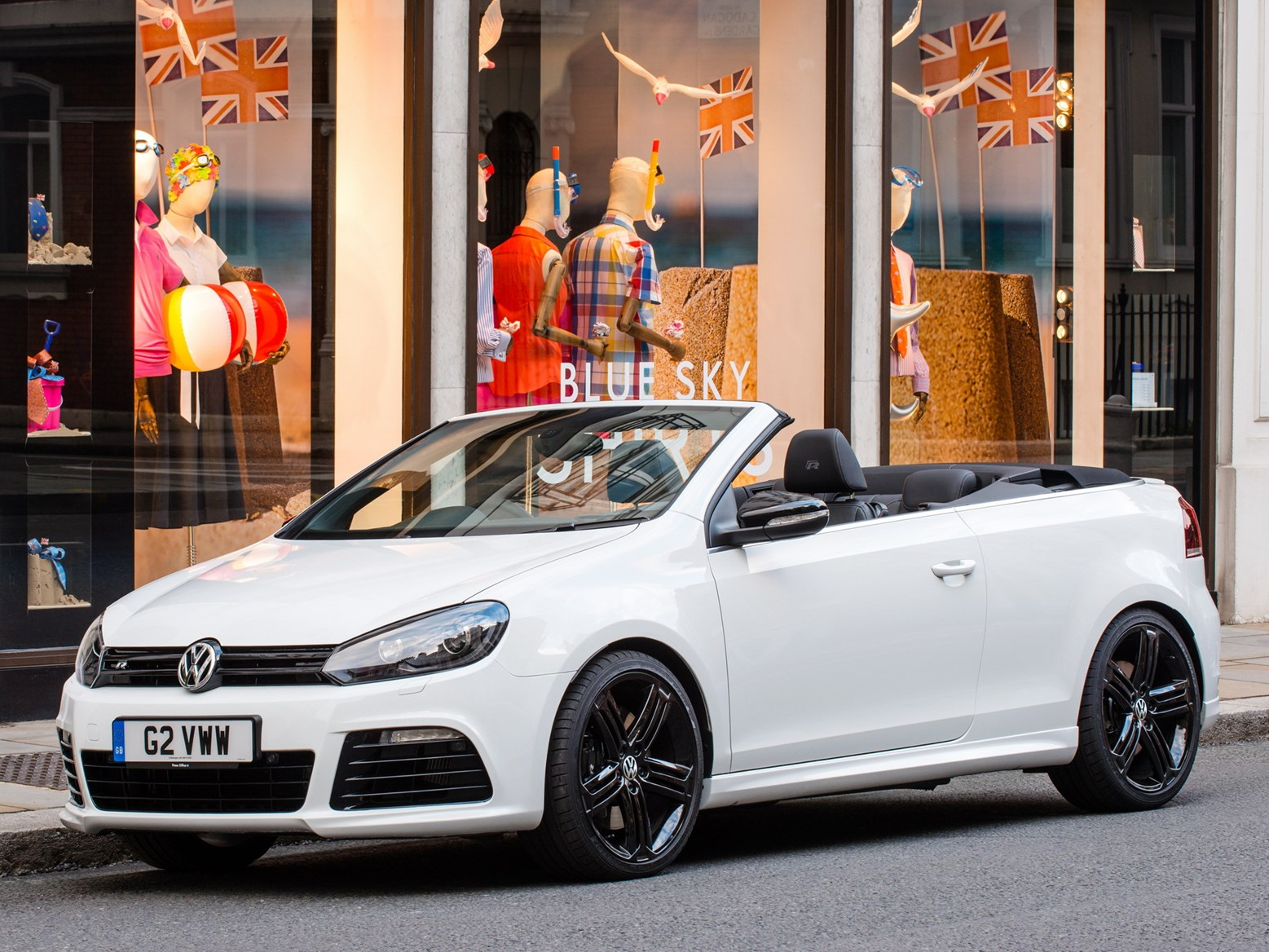 Volkswagen Golf R Convertible