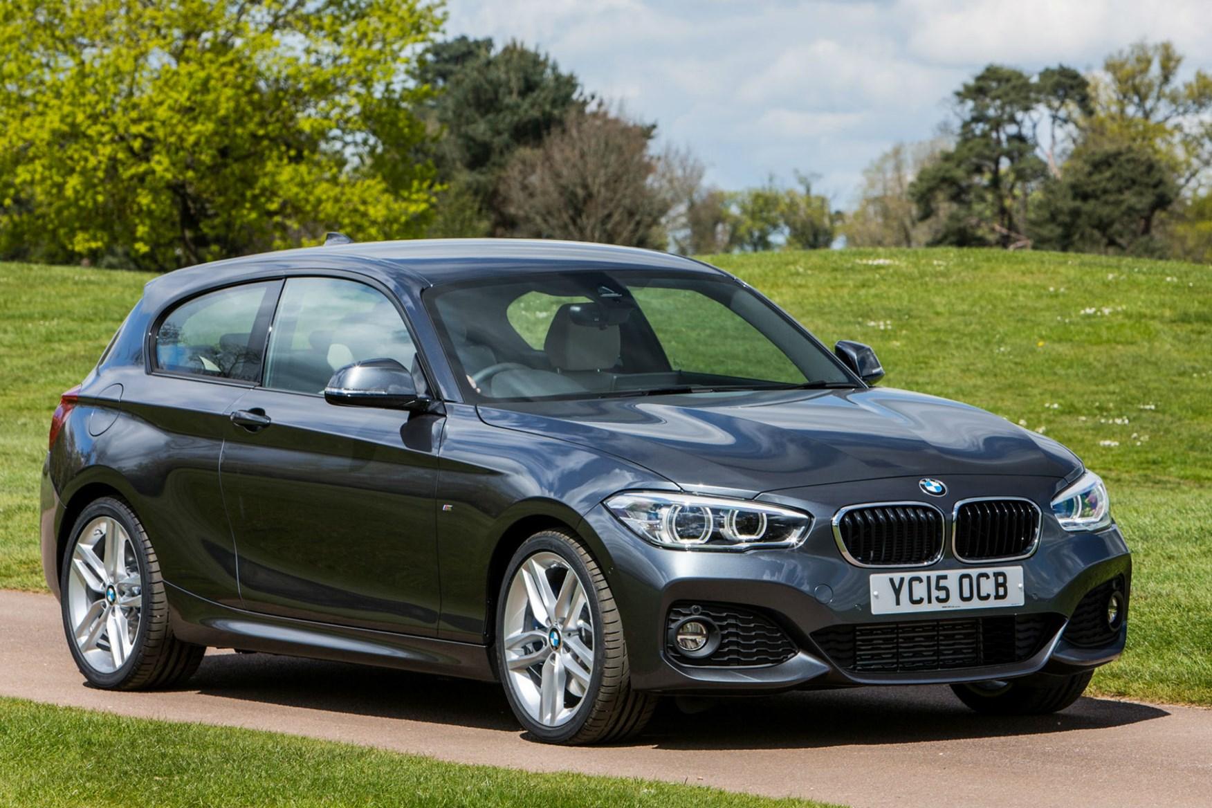 BMW 1 Series PCP finance