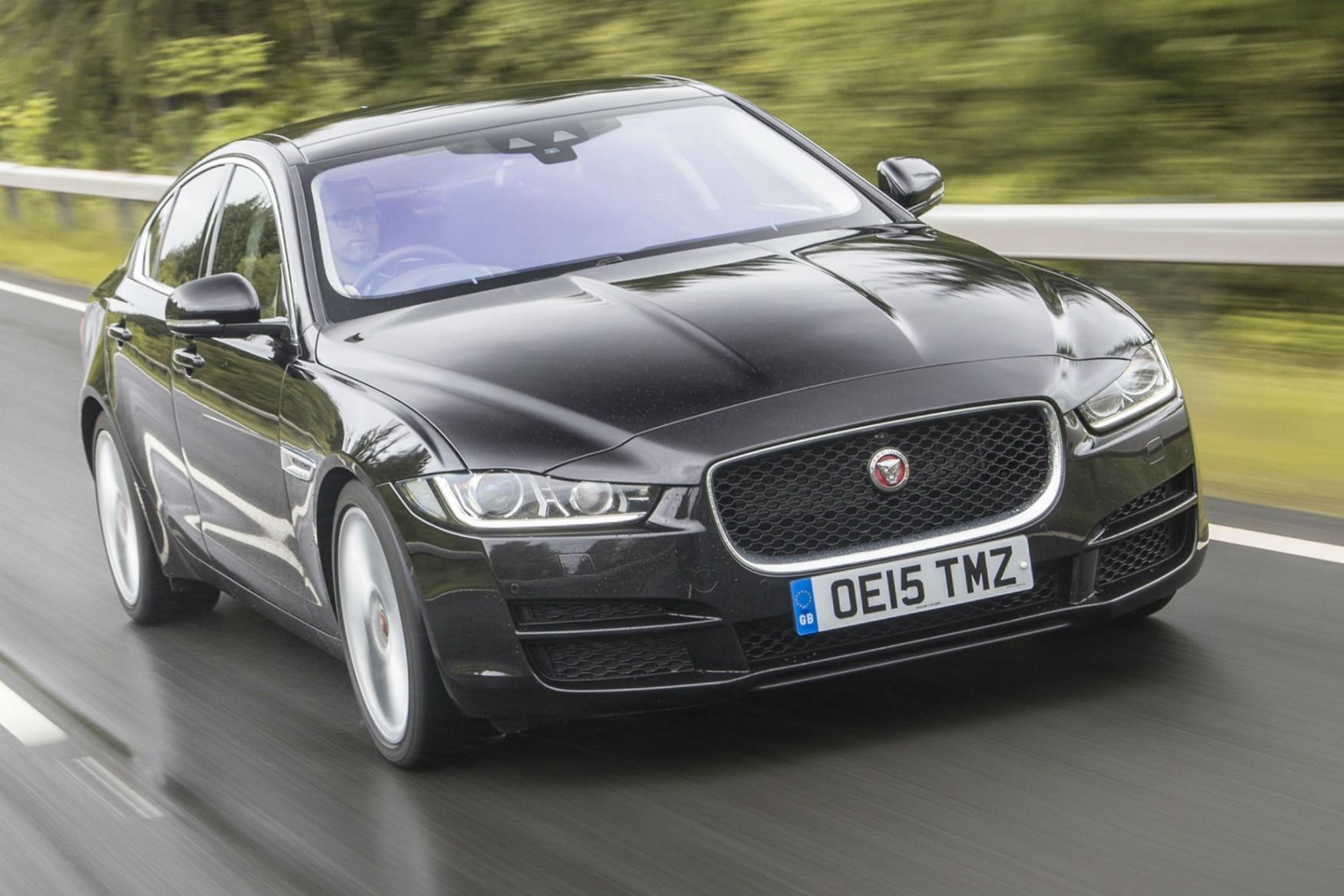 Jaguar XE PCP finance